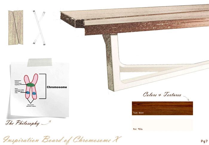 chromosome-x-dining-table