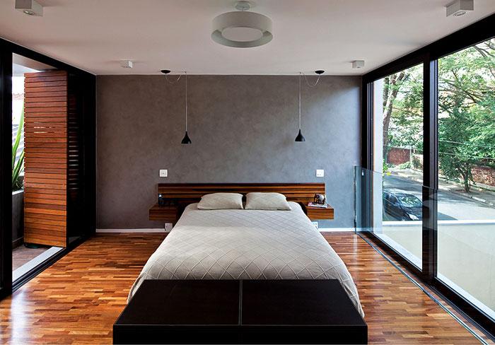 modern lux bedroom