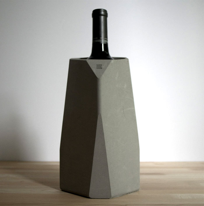 unique-concrete-wine-cooler