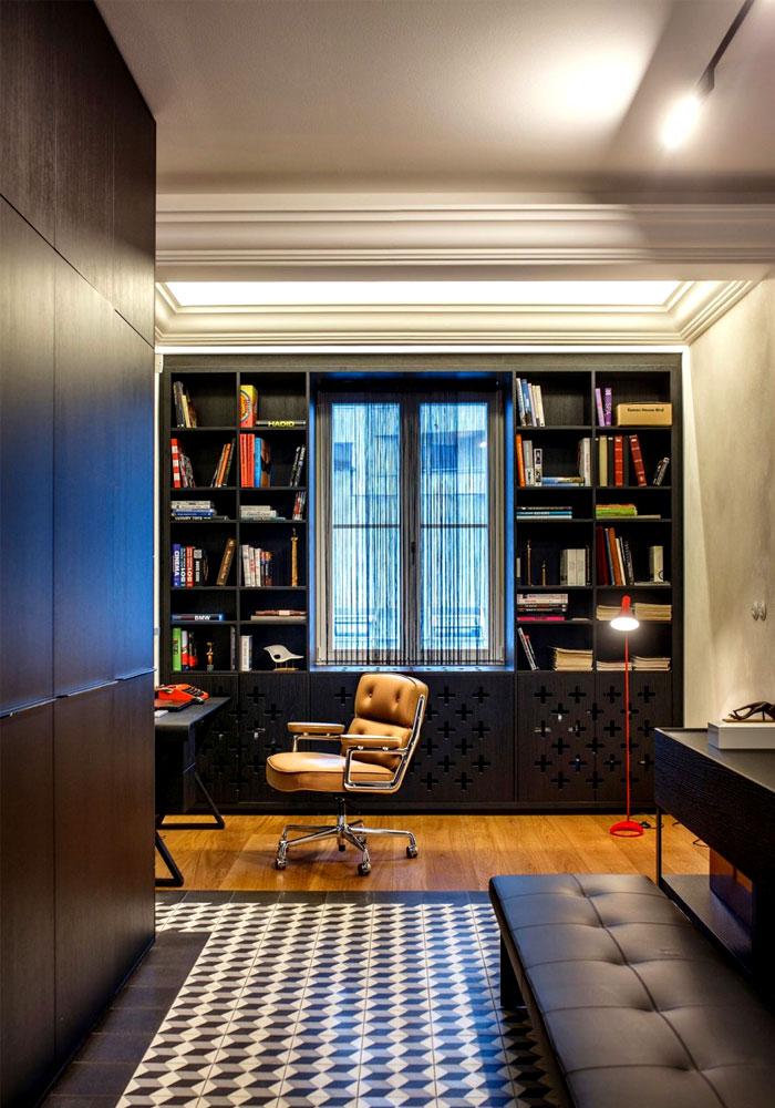 black-white-tile-floor-decor