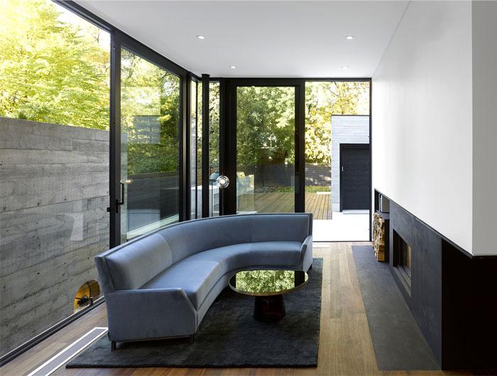 dynamic example modern living room