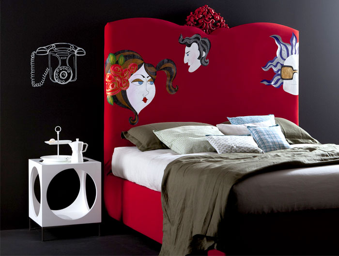 rich accent bedroom furniture