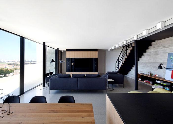 unpainted-wood-steel-staircase-furniture