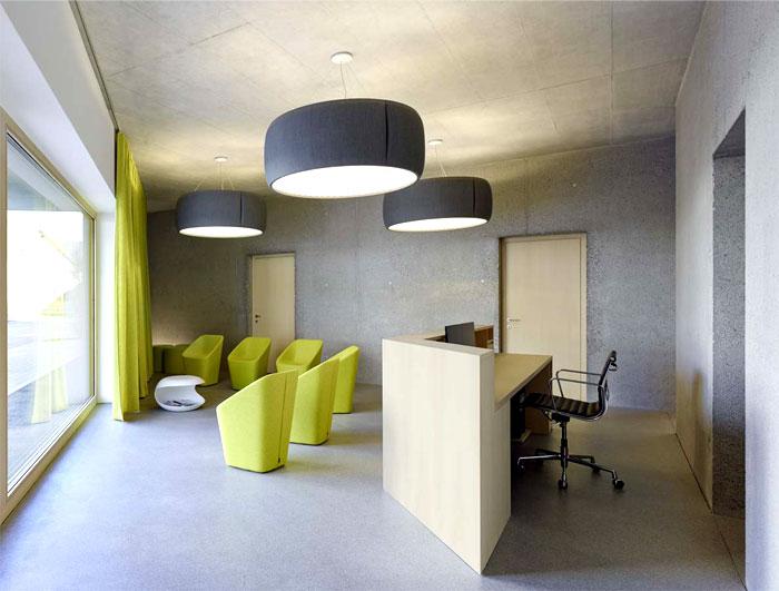 building-combining-residential-dental-practice
