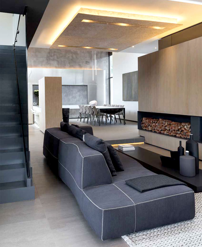 double-volume-living-zones-fireplace