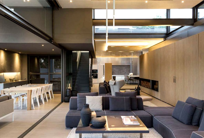 Modern Home That Emanates Luxury And Functionality