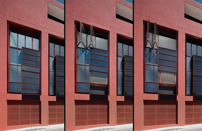 elegant-facade-combination-black-marsala-color
