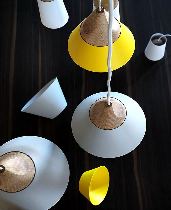 lamp-colored-metal-shade