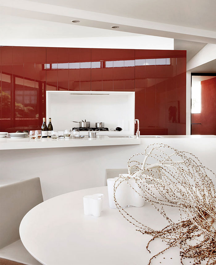 marsala-color-kitchen-decor