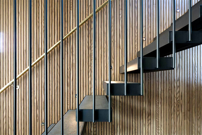cladding-staircase