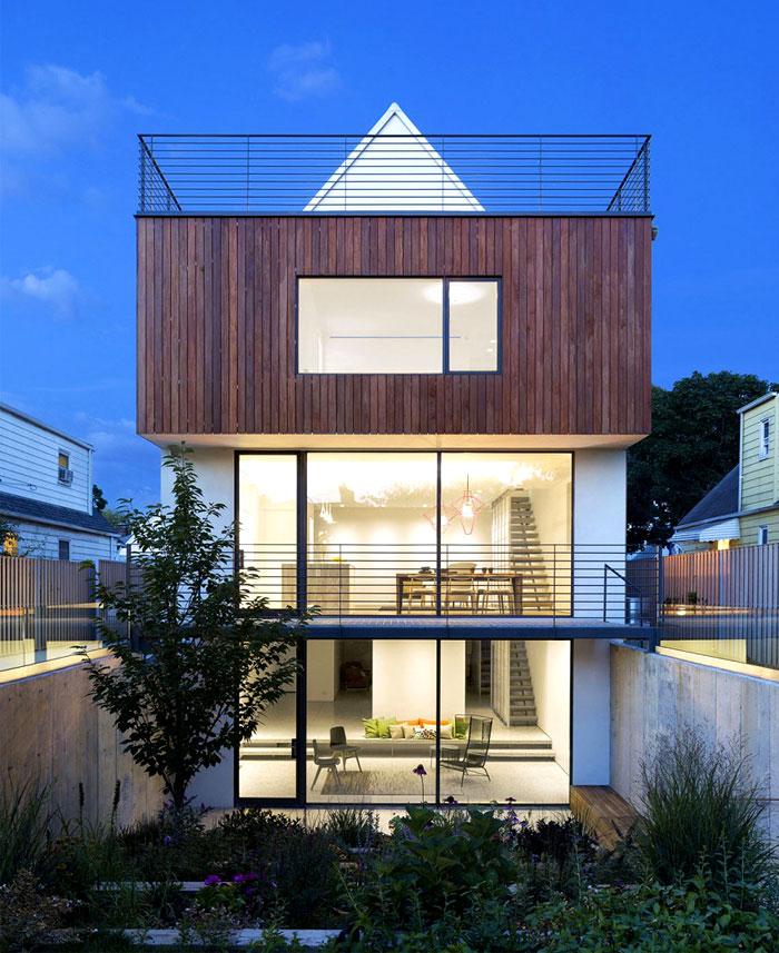 garden-concrete-partitions-wooden-terraces
