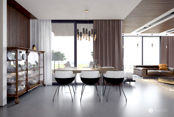 historic-cabinet-modern-dining-area