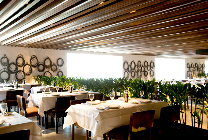 modern welcoming ambiance rodeio restaurant