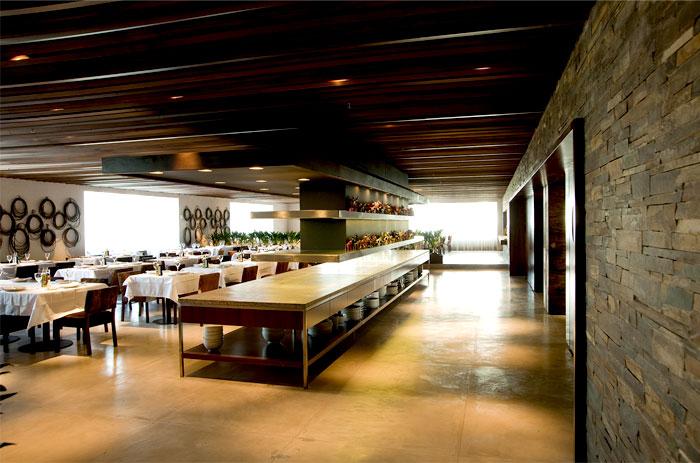 restaurant design isay weinfeld