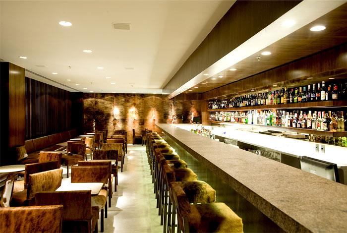 rodeio restaurant interior