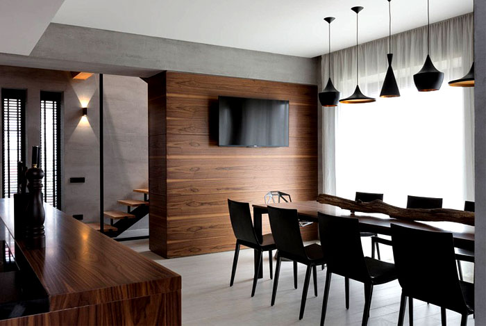 black-copper-lamps-dining-room-7