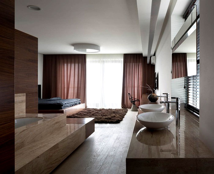 handmade-ceramics-beautiful-dark-wood-bedroom-decor