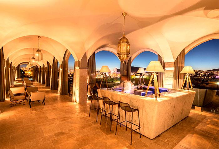 luxury sahrai hotel 9