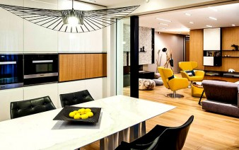 trendy cool apartment interior 338x212