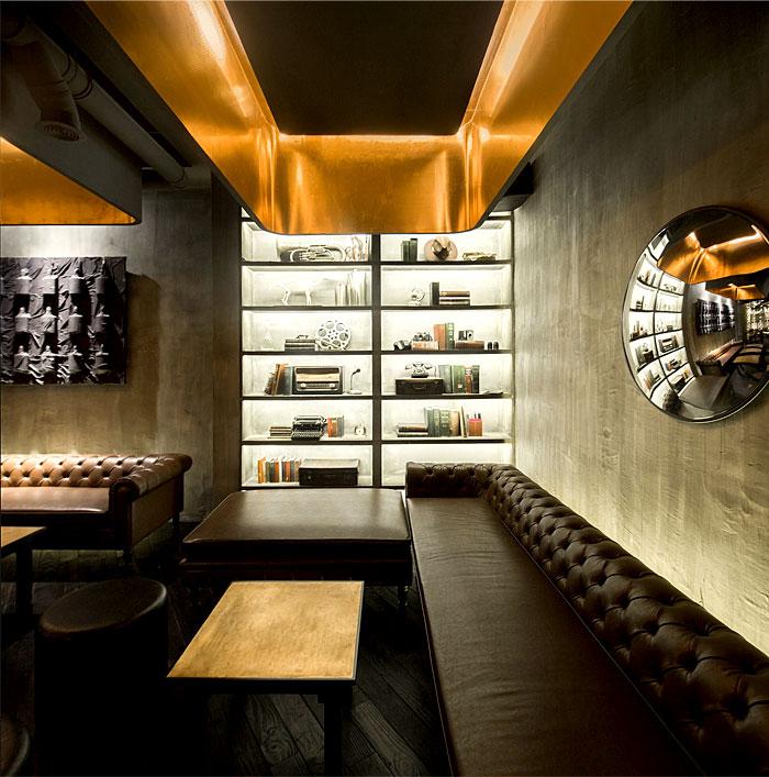 copper-lighting-arrangement-inside-drop-ceiling