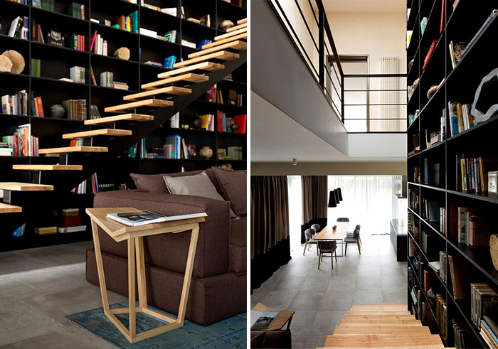 staircase-six-metre-high-bookshelf