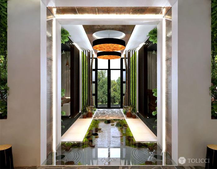 hotel sosna glazed floor 2