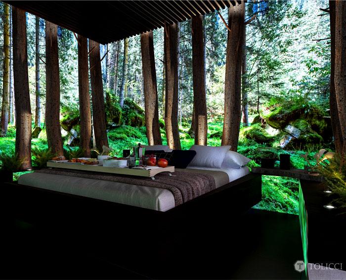 hotel sosna suite
