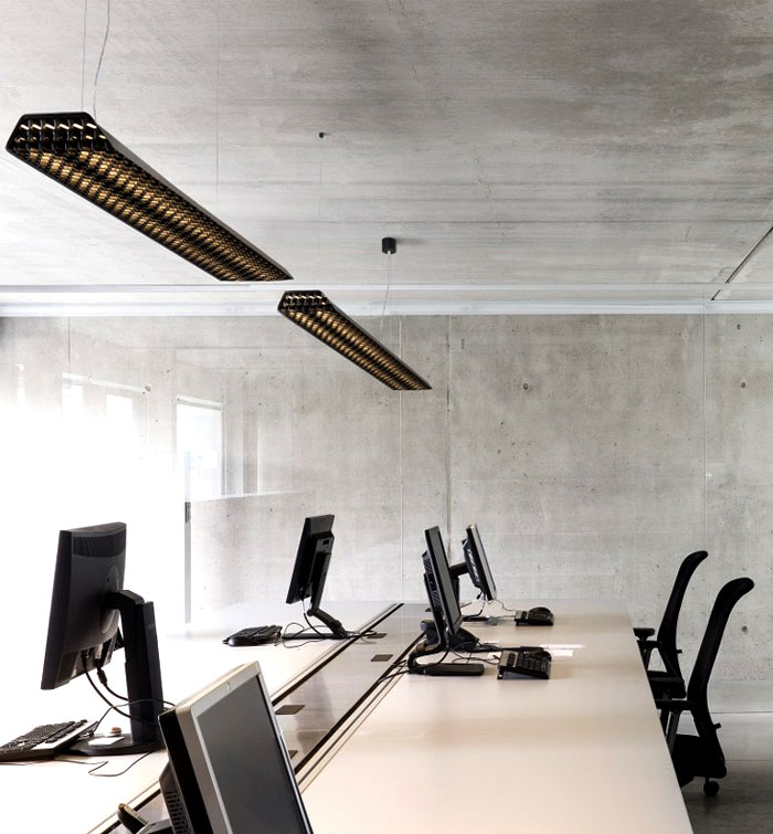 Vaeder Office Fixture By Supermodular