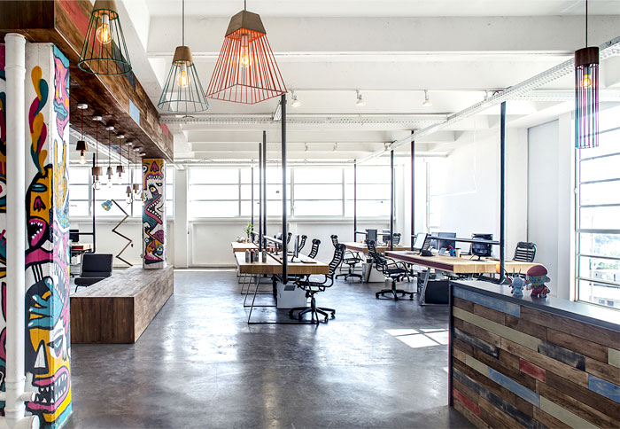 office-clean-white-walls-industrial-ceiling