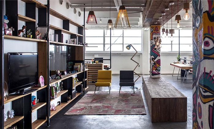 office-library-oak-wood-book-shelves