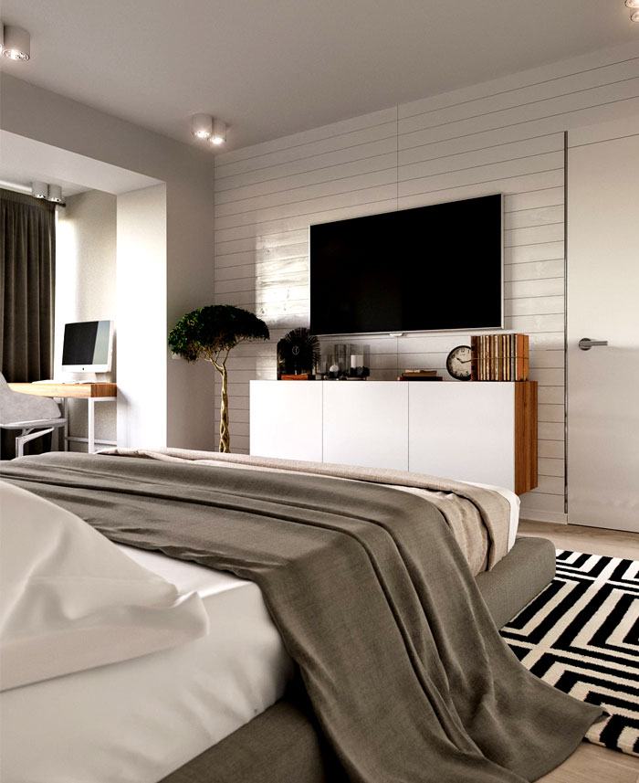 apartment kiev bedroom 1