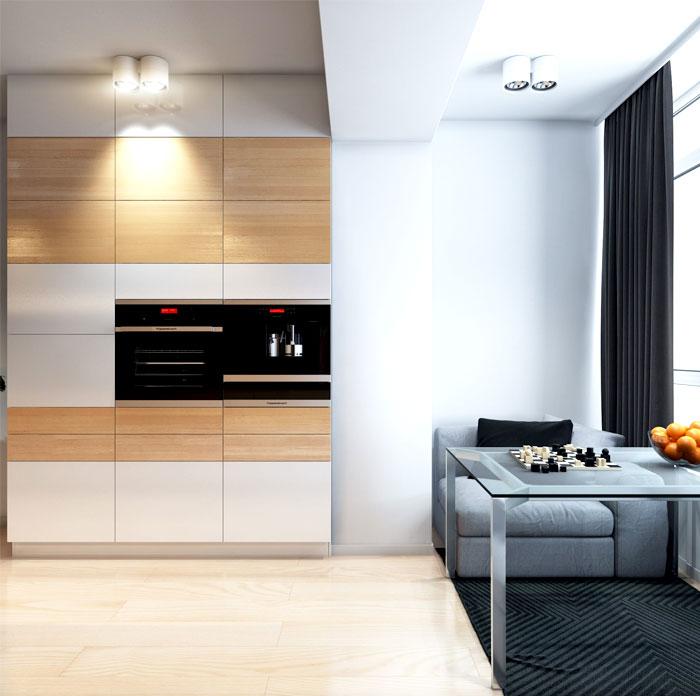 apartment kiev kitchen 1
