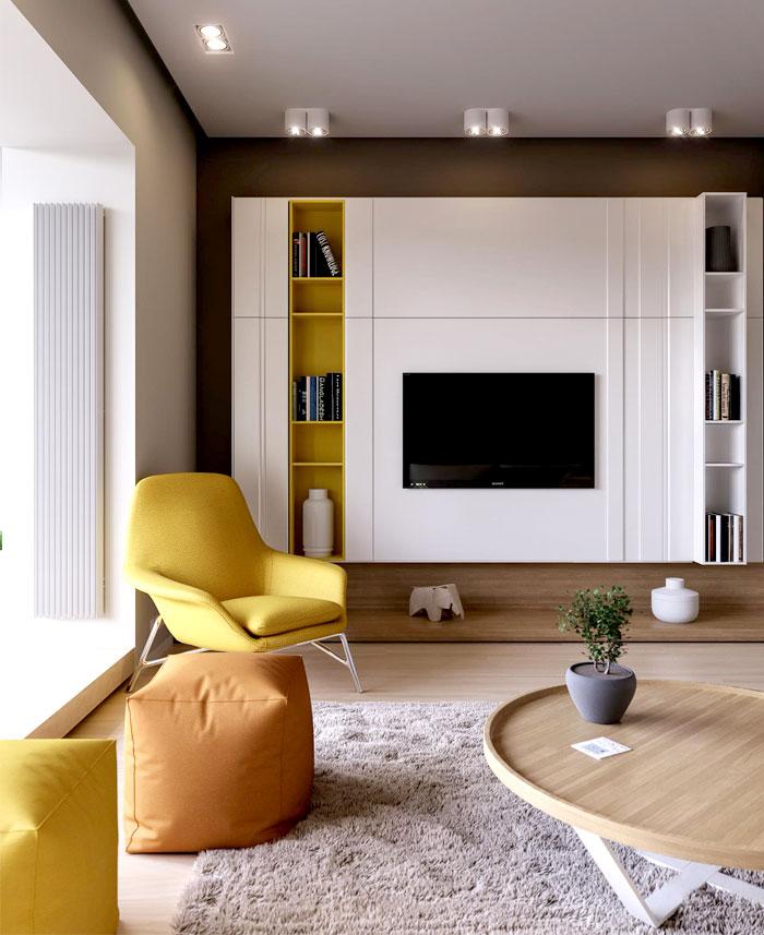 apartment kiev living room 2