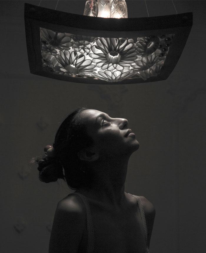 ceiling light mariam ayvazyan