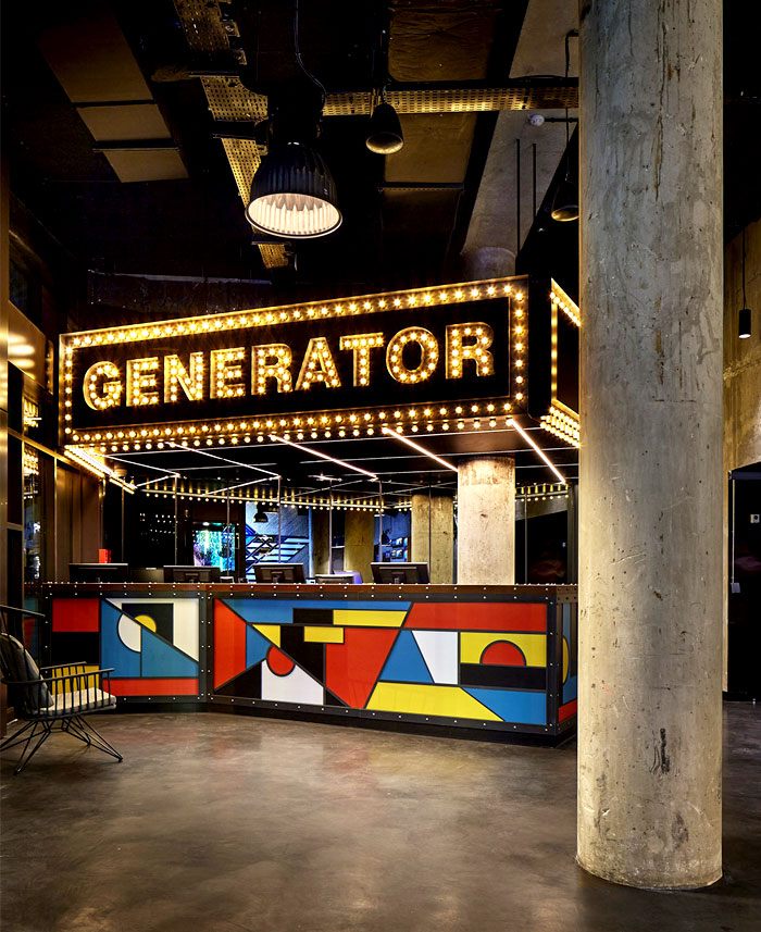 generator paris hotel chain