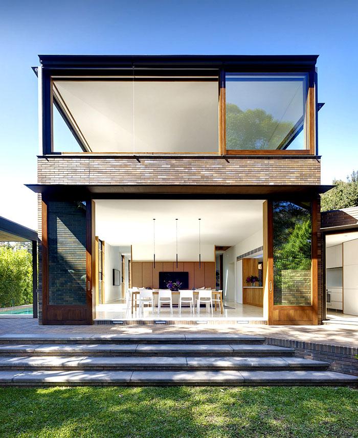 house-gorgeous-wooden-cladding-stone-mosaics