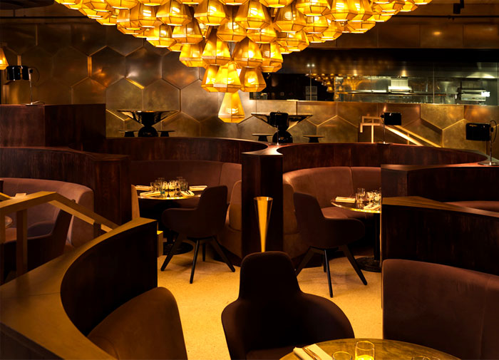 tom-dixon-copper-lighting- installations
