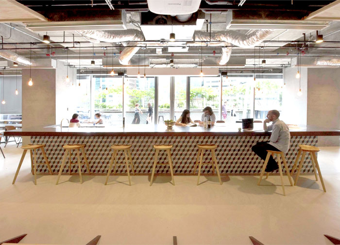 modern urban workspace bean buro 6