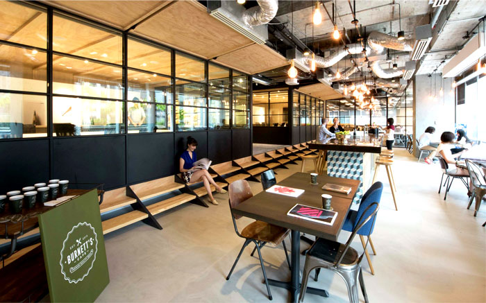 modern urban workspace bean buro 7