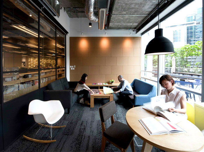 modern urban workspace bean buro 8