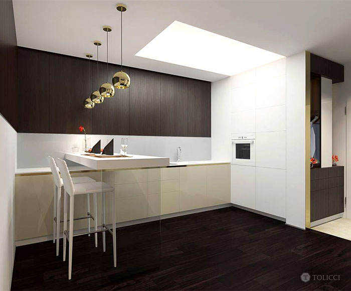 tolicci design studio small italian apartment 3