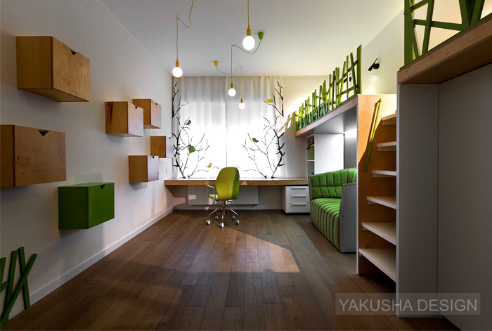 yakusha-design-studio-interior-cube-house-3