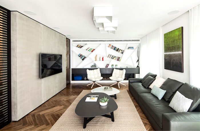 modern urban dwelling