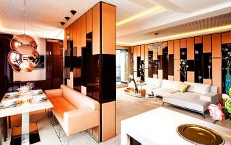 feminine apartment 338x212