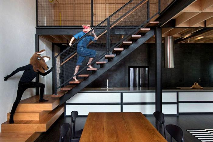 apartment-historic-brick-warehouse-melbourne-2