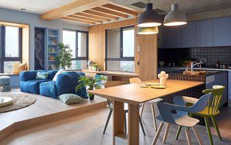 urban apartment 338x212