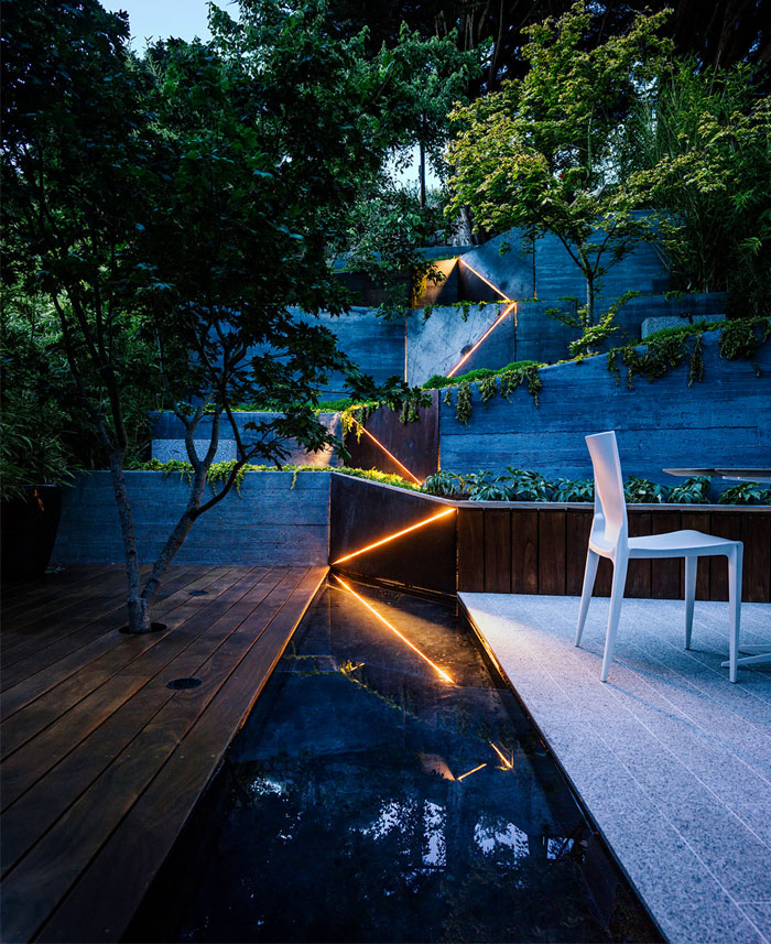 outdoor space zen atmosphere 2