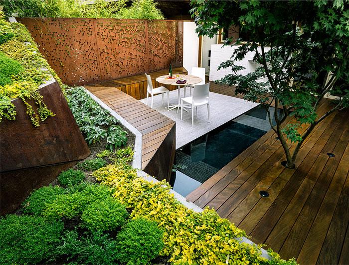 outdoor space zen atmosphere 4