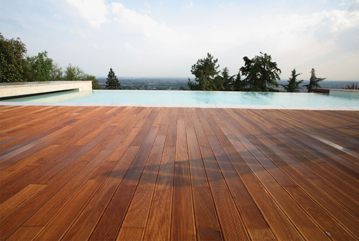 Elysium Outdoor Wooden Floor By Cora Parquet Interiorzine