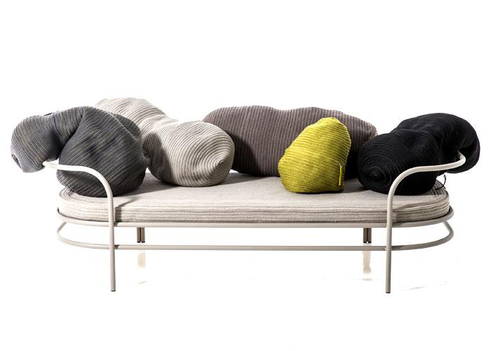 front new triclinium sofa moroso 2